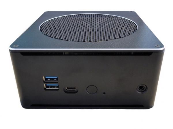 Leader Intel Breeze Core I5 Nuc I5-6300hq 8gb 240gb Ssd Window 10 H ( Sn5-i5 )