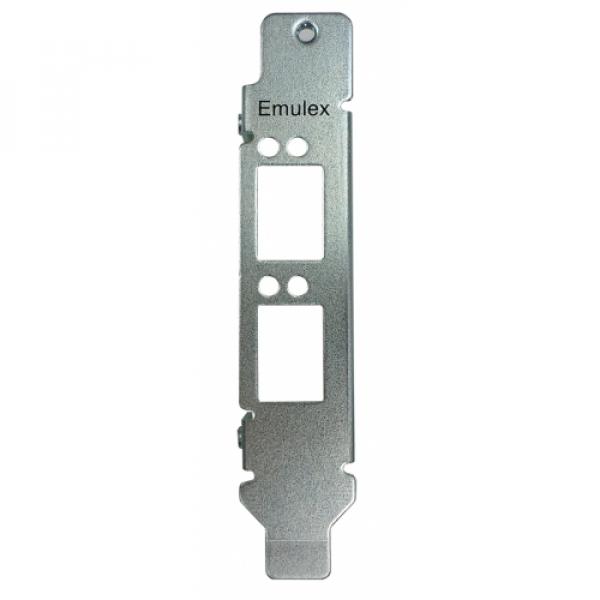Qnap Desktop And 1u Nas Bracket For Emulex Dual NAS Accessories (SP-BRACKET-10G-EMU)