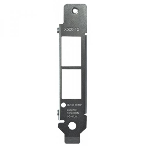 Qnap X520-T2 10GBE Network Adapter Bracket Network Storage (SP-BRACKET-10G-T)