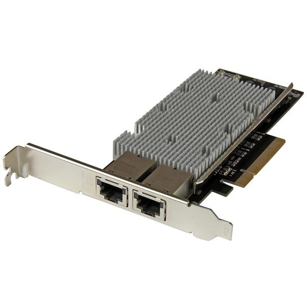 STARTECH 2-port Pci Express 10gbase-t Ethernet ST20000SPEXI