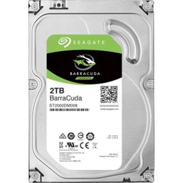 Seagate Barracuda 2TB Desktop Desktop Drives (ST2000DM008)