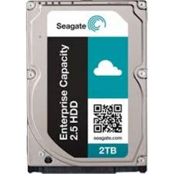 Seagate Enterprise Cap 2.5 HDD 2TB SAS Drives 2.5in (ST2000NX0273)
