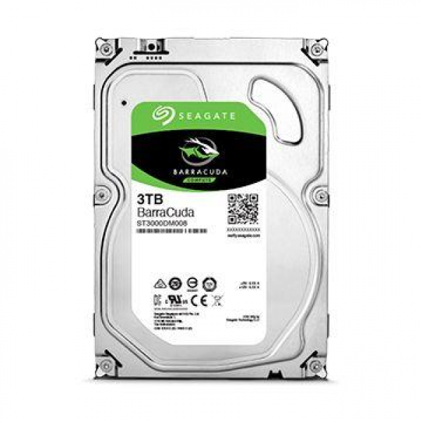 Seagate Barracuda Internal Hard Desktop Drives (ST3000LM024)