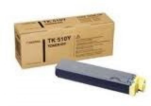 KYOCERA Tk-510y Toner Kit 1T02F3AAS0