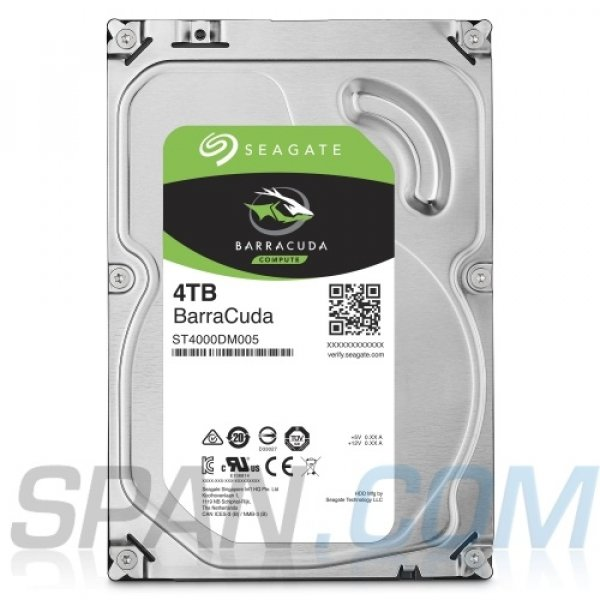 Seagate Barracuda 6TB Sata 3.5in 6GB/s Sata Desktop Drives (ST6000DM003)