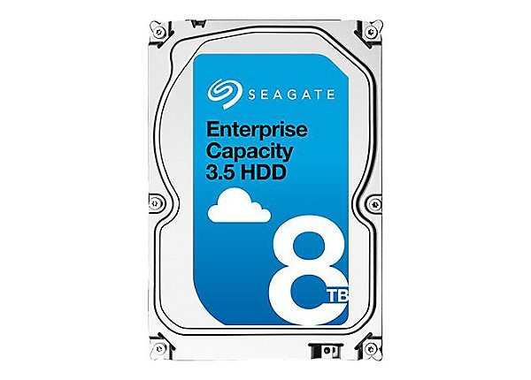 Seagate Enterprise Capacity 3.5 HDD 8TB 3.5in Desktop Drives (ST8000NM0055)