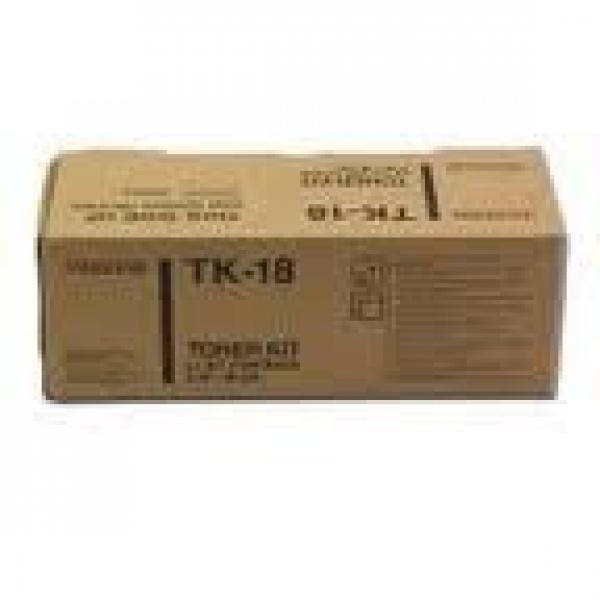 KYOCERA Fs-1020d Fs-1118mfp Black Toner Kit 1T02FM0AS0