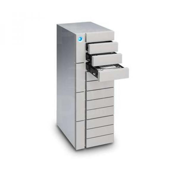 Lacie 12Big THB 3 48 TB Raid Storage USB External Portable CTHB (STFJ48000400)
