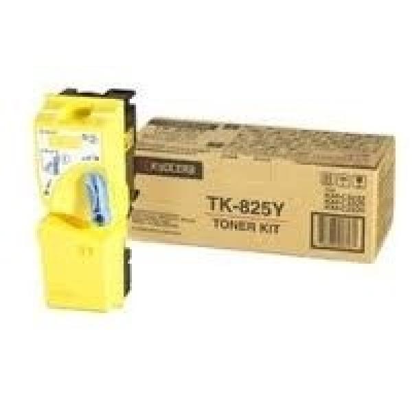 KYOCERA Yellow Toner: 1T02FZAEU0