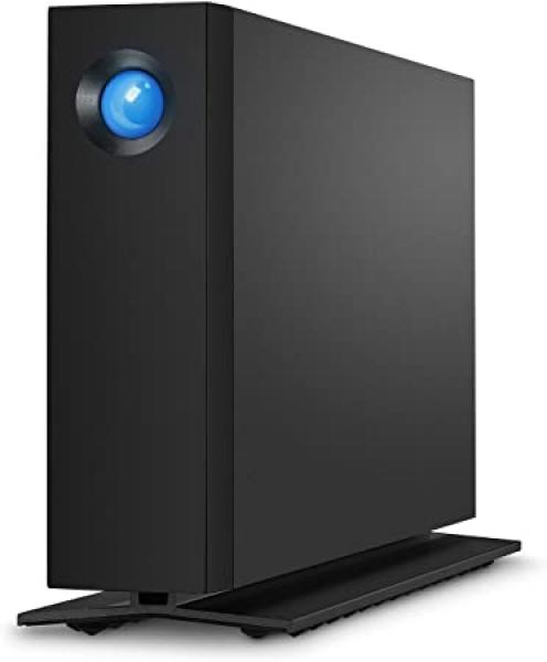 Lacie D2 Professional 3.5E 10TB 7200Rpm USB 3.1 Type C 5Yrs (STHA10000800)