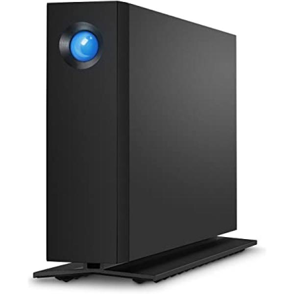 Lacie D2 Professional 3.5E 4TB 7200Rpm USB 3.1 Type C 5yrs (STHA4000800)