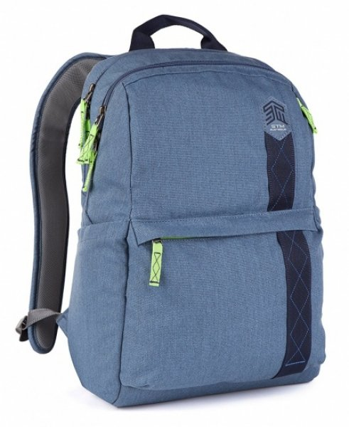STM Banks STM-111-148P-16 15 Backpack Laptop Tablet - Blue (STM-111-148P-16)