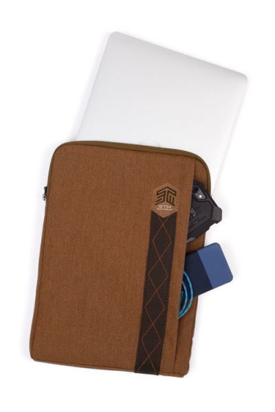 STM Ridge Sleeve Fits Up To 11 Notebook Desert STM-214-150K-10