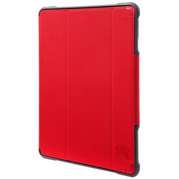 STM Dux Ipad 5th Gen Edu - Red STM-222-155JW-29