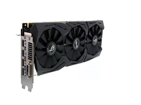 ASUS Nvidia STRIX-GTX1080-O8G-GAMING