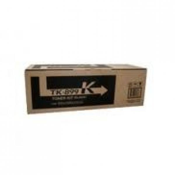 KYOCERA Black Toner Kit For Fs-c8025mfp / 1T02K00AS0