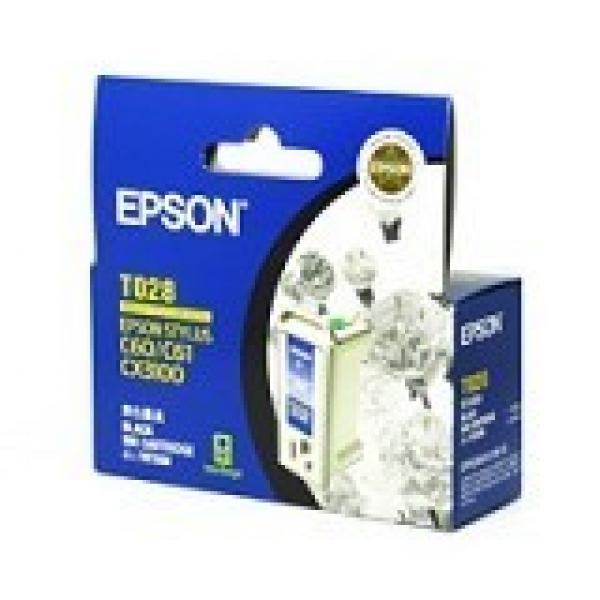 EPSON T028 Black Ink Cartridge - Stylus C60 C61 T028091