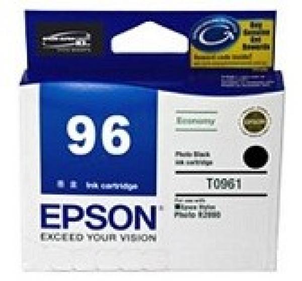 EPSON Photo Black Ink Cartridge For Stylus T096190
