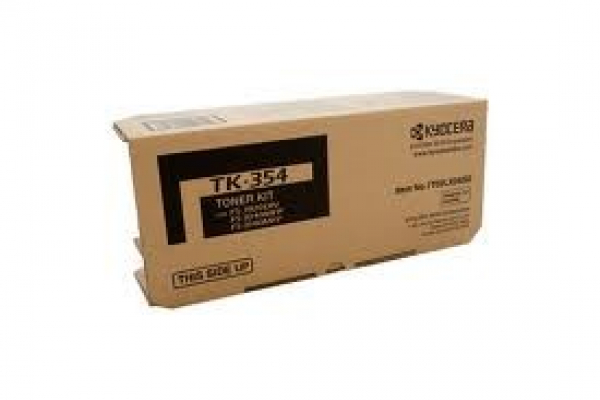 KYOCERA Black Toner Kit (15000 Pages 5 A4 1T02LX0AS0