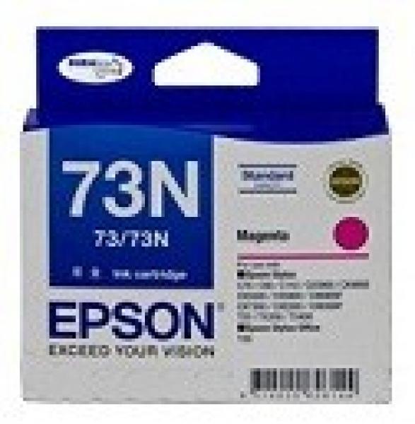 EPSON 73/73n Magenta Ink Cartridge For Stylus T105392