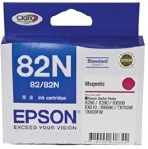 EPSON Standard Capacity Magenta Ink Cartridge T112392
