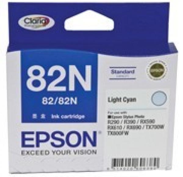 EPSON Standard Capacity Light Cyan Ink T112592