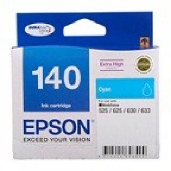 EPSON 140 Extra High Capacity Cyan Ink T140292