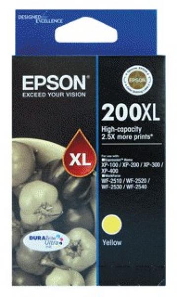 EPSON High Capacity Durabrite Ultra Yellow T201492