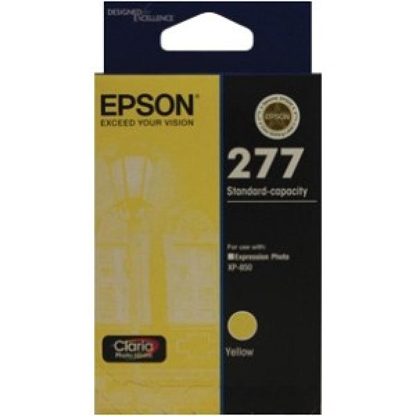 EPSON 277 Std Capacity Claria Photo Hd Yellow T277492