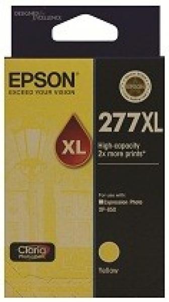 EPSON 277xl High Capacity Claria Photo Hd T278492