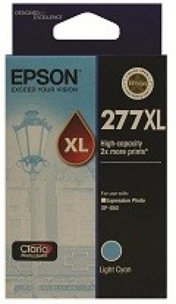 EPSON 277xl High Capacity Claria Photo Hd Light T278592