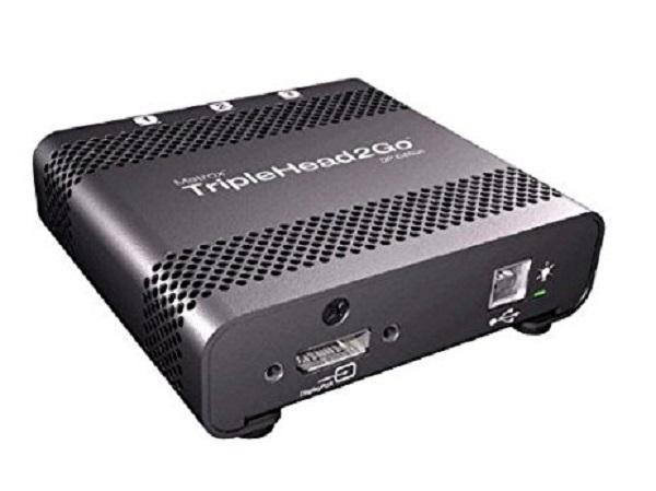 MATROX  Triplehead2go Dp Edition ( T2g-dp-mif T2G-DP-MIF