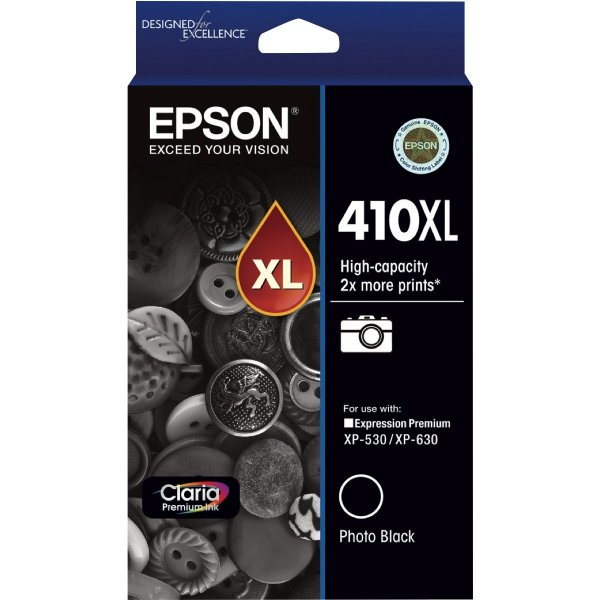 EPSON 410xl High Capacity Claria Premium - T340192
