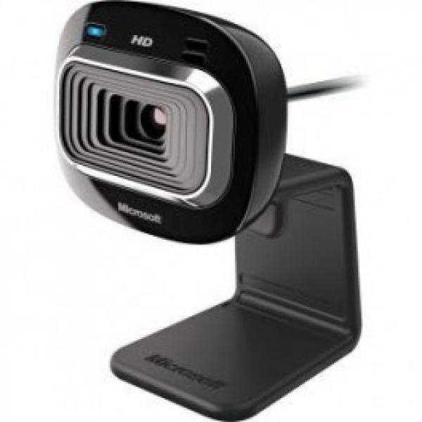 MICROSOFT  Lifecam Hd-3000 720p Webcam ( T3H-00014