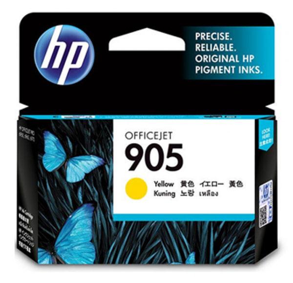 HP 905 Yellow Original Ink T6L97AA