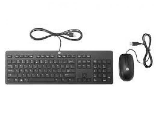 HP  Slim Usb Keyboard And T6T83AA