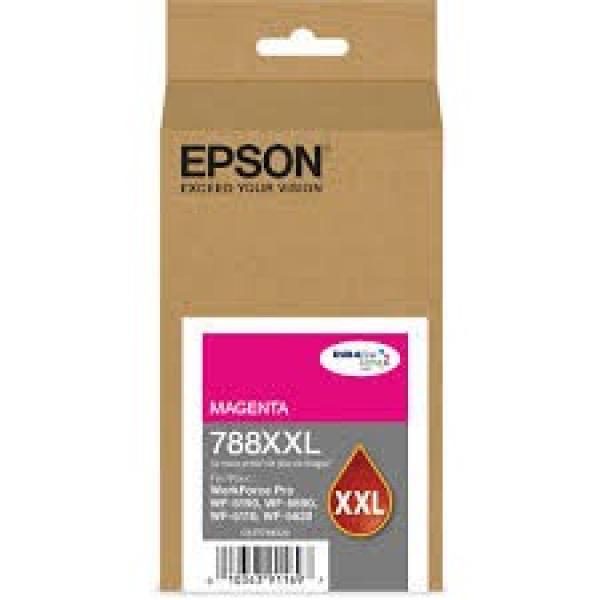 EPSON 788xxl Magenta Durabrite Ink T788392