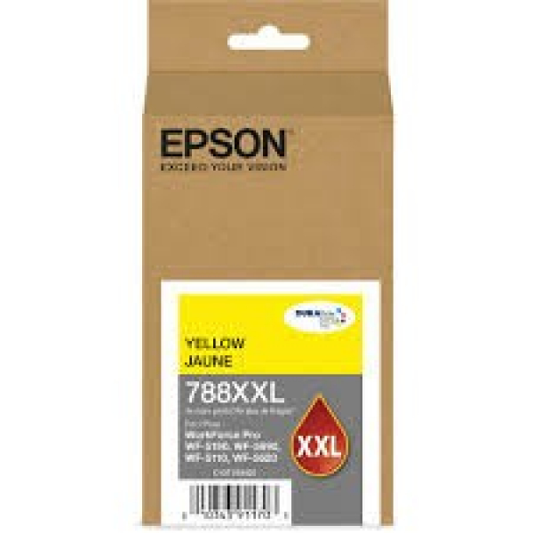 EPSON 788xxl Yellow Durabrite Ink T788492