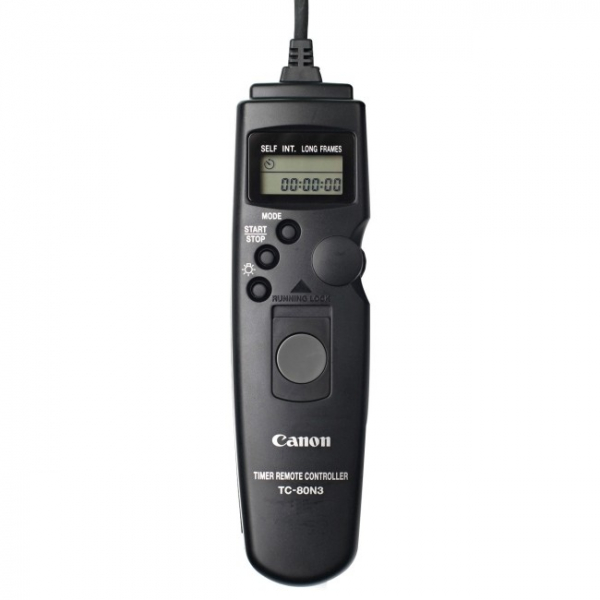 CANON Timer Remote Controller For Eos 1d TC80N3