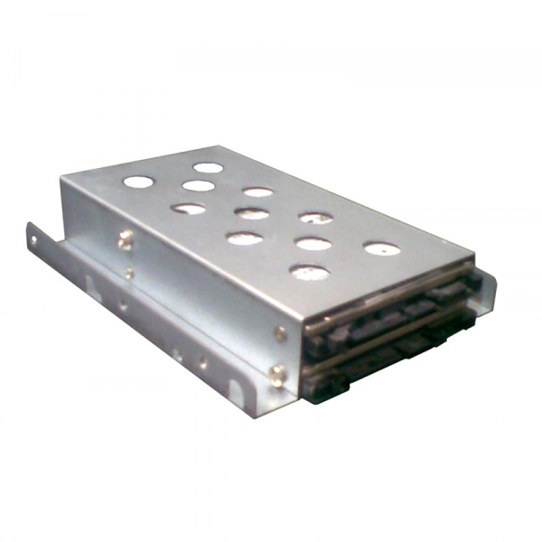 Tgc  Chassis Accessory 1 X 3.5' To 2 X 2.5' Hdd/ssd Tray Conv ( Tgc-02a )