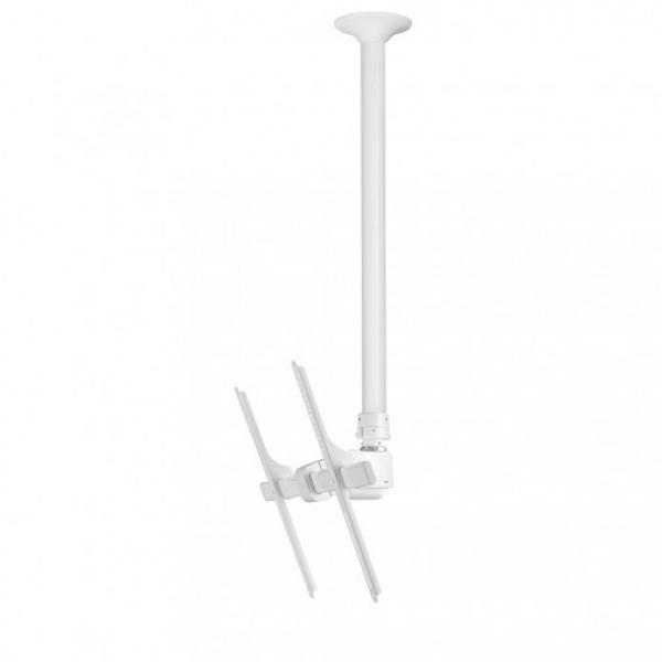 ATDEC Telehook 3070 Ceiling White Tilt Long TH-3070-CTLW