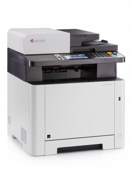 Kyocera  TK-5244C Toner Kit Cyan - Laser Toners For M5526CDW (1T02R7CAS0)