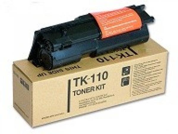 KYOCERA MITA Black Toner Kit TK-110