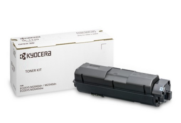 KYOCERA MITA  Black Toner 7.2k Pages For TK-1174