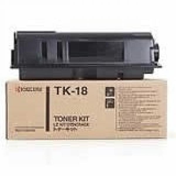 KYOCERA MITA Toner For Fs-1020d & Fs-1118 - TK-18