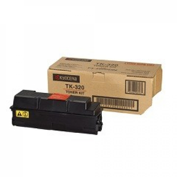 KYOCERA MITA Toner Kit For Fs-3900dn/4000dn 15k TK-320
