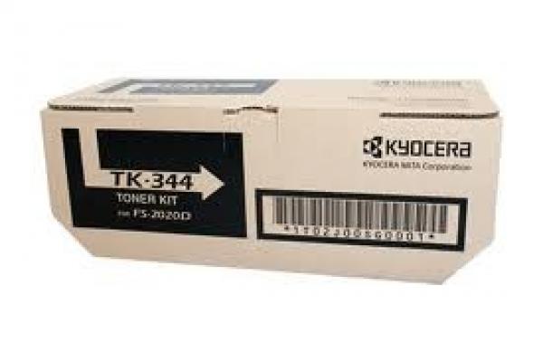 KYOCERA MITA Toner Kit 12k Pages For TK-344