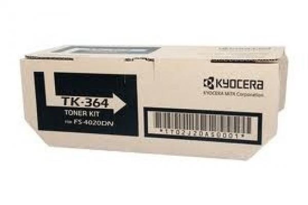 KYOCERA MITA Toner Kit For Fs-4020dn (20k Pages TK-364