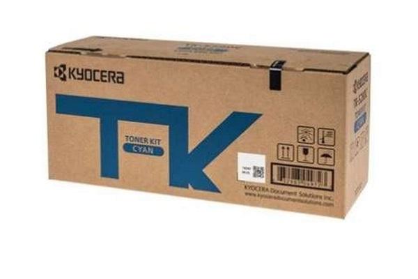 Kyocera Toner - Cyan 6k Yield ( Tk-5274c )