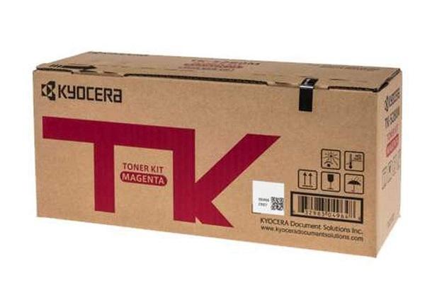 Kyocera Toner - Magenta 6k Yield ( Tk-5274m )